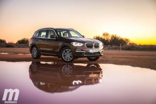 Fotos BMW X3 Luxury line Foto 41