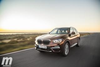 Fotos BMW X3 Luxury line Foto 80