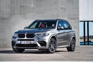 Fotos BMW X5 M y X6 M Foto 1