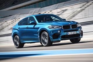 Fotos BMW X5 M y X6 M Foto 15