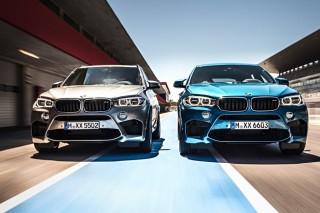 Fotos BMW X5 M y X6 M Foto 16