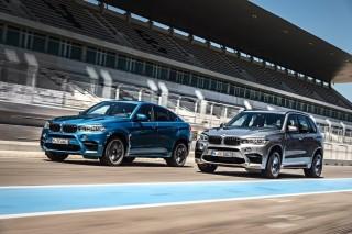 Fotos BMW X5 M y X6 M Foto 18