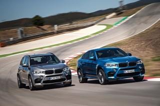 Fotos BMW X5 M y X6 M Foto 20
