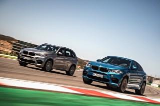 Fotos BMW X5 M y X6 M Foto 21