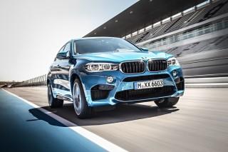 Fotos BMW X5 M y X6 M Foto 22