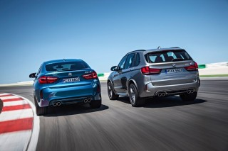 Fotos BMW X5 M y X6 M Foto 23