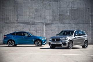 Fotos BMW X5 M y X6 M Foto 24