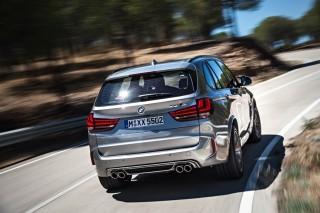 Fotos BMW X5 M y X6 M Foto 30
