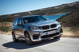 Fotos BMW X5 M y X6 M Foto 31