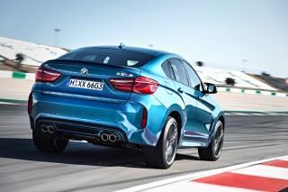 Fotos BMW X5 M y X6 M Foto 32