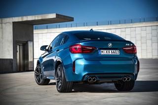Fotos BMW X5 M y X6 M Foto 45