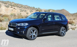 Fotos BMW X5 xDrive40e iPerformance - Foto 4