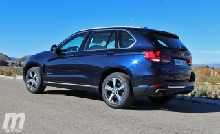 Fotos BMW X5 xDrive40e iPerformance - Foto 5