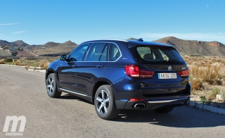 Fotos BMW X5 xDrive40e iPerformance - Foto 6