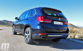 Fotos BMW X5 xDrive40e iPerformance Foto 7