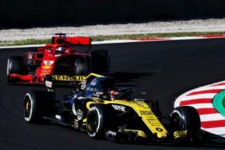 Fotos Carlos Sainz F1 2018 Foto 11