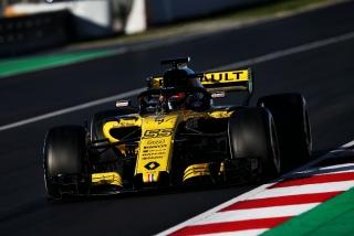 Fotos Carlos Sainz F1 2018 Foto 14