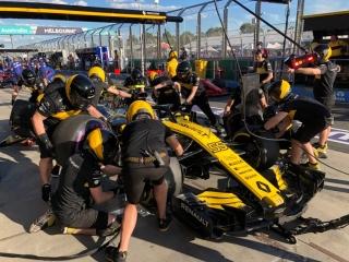 Fotos Carlos Sainz F1 2018 Foto 22