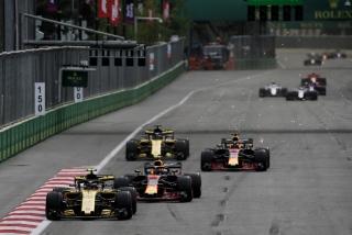 Fotos Carlos Sainz F1 2018 Foto 42