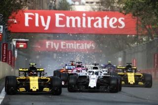 Fotos Carlos Sainz F1 2018 Foto 43