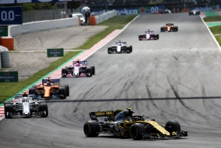 Fotos Carlos Sainz F1 2018 Foto 59