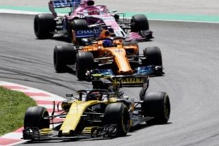 Fotos Carlos Sainz F1 2018 Foto 62