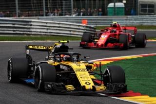 Fotos Carlos Sainz F1 2018 Foto 104