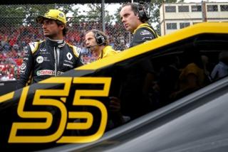 Fotos Carlos Sainz F1 2018 Foto 109