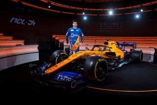 Foto 2 - Fotos Carlos Sainz F1 2019
