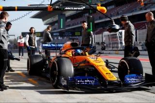 Fotos Carlos Sainz F1 2019 Foto 5