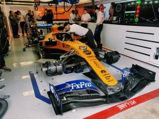 Fotos Carlos Sainz F1 2019 Foto 60