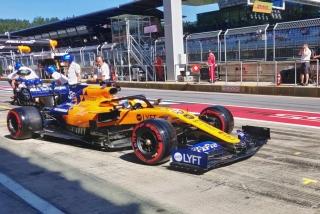 Fotos Carlos Sainz F1 2019 Foto 94