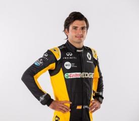 Fotos Carlos Sainz Renault F1 2017 - Foto 2