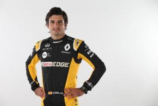 Fotos Carlos Sainz Renault F1 2017 - Foto 5