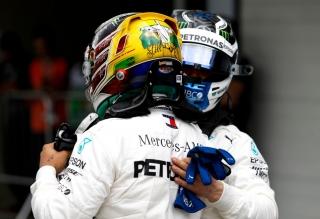 Foto 3 - Fotos celebración Mercedes Mundial F1 2018