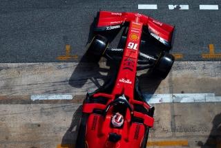 Fotos Charles Leclerc F1 2019 Foto 2