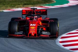 Fotos Charles Leclerc F1 2019 Foto 4
