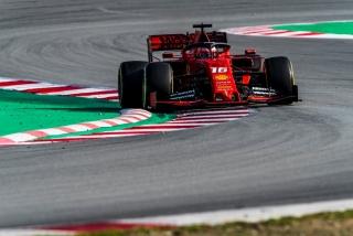 Fotos Charles Leclerc F1 2019 Foto 9