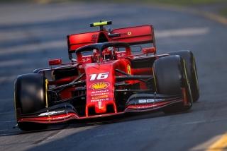 Fotos Charles Leclerc F1 2019 Foto 17