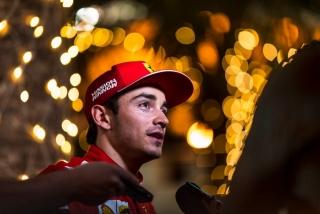 Fotos Charles Leclerc F1 2019 Foto 30