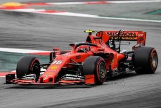 Fotos Charles Leclerc F1 2019 Foto 47