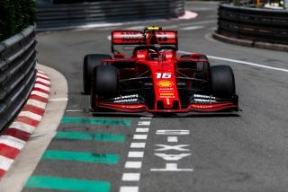 Fotos Charles Leclerc F1 2019 Foto 54