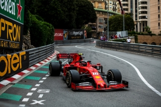 Fotos Charles Leclerc F1 2019 Foto 56