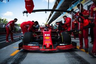 Fotos Charles Leclerc F1 2019 Foto 57