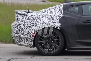 Fotos espía: gama Chevrolet Camaro 2019 - Foto 6