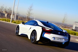 Foto 3 - Fotos comparativa BMW i8 vs Porsche 911 GTS