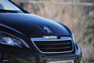 Fotos comparativa Fiat Panda y Peugeot 108 Foto 6