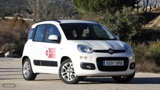 Fotos comparativa Fiat Panda y Peugeot 108 Foto 13
