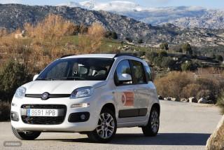Fotos comparativa Fiat Panda y Peugeot 108 Foto 14