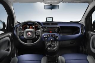 Fotos comparativa Fiat Panda y Peugeot 108 Foto 23